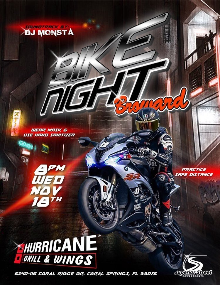 Bike Night at Superior Street Powersports