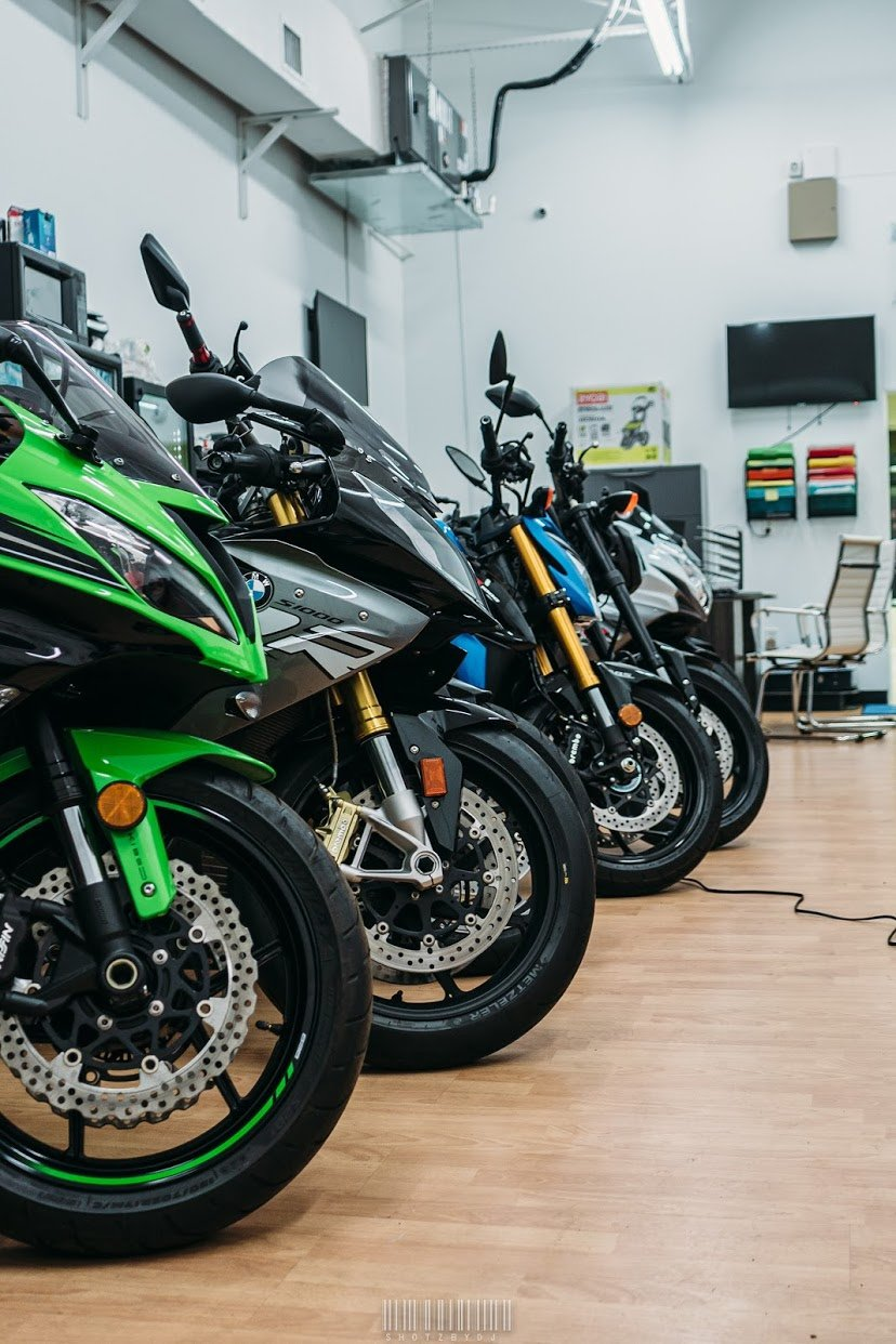 Motorcycle loans at a glance at Superior Street Powersports